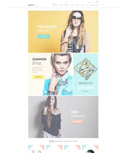 PrestaShop e-shop šablona na téma Šperky č. 55701