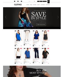 PrestaShop e-shop šablona na téma Móda č. 55743