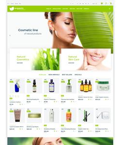 PrestaShop e-shop šablona na téma Krása č. 57540