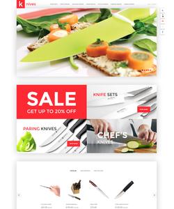 PrestaShop e-shop šablona na téma Interiér a nábytek č. 57542