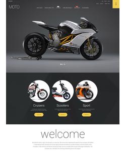PrestaShop e-shop šablona na téma Auta č. 57832