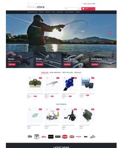 PrestaShop e-shop šablona na téma Sport č. 57840