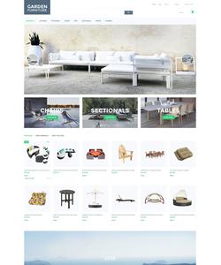 PrestaShop e-shop šablona na téma Interiér a nábytek č. 58023