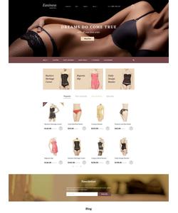 PrestaShop e-shop šablona na téma Móda č. 58122