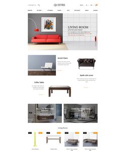 PrestaShop e-shop šablona na téma Interiér a nábytek č. 58341