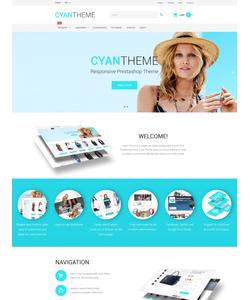 PrestaShop e-shop šablona na téma Móda č. 58343
