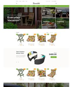 PrestaShop e-shop šablona na téma Interiér a nábytek č. 60032