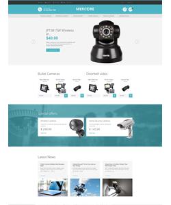 PrestaShop e-shop šablona na téma Bezpečnost č. 61278