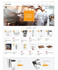 PrestaShop e-shop šablona na téma Interiér a nábytek č. 61410