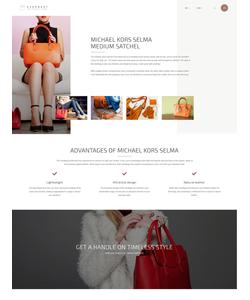 PrestaShop e-shop šablona na téma Móda č. 62341