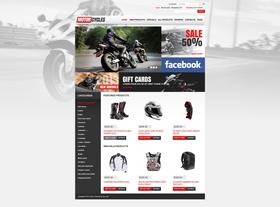 Zen Cart e-shop šablona na téma Auta č. 46083