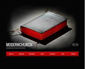 Moto CMS HTML šablona na téma Náboženství č. 43031