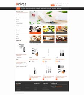 PrestaShop e-shop šablona na téma Interiér a nábytek č. 46012