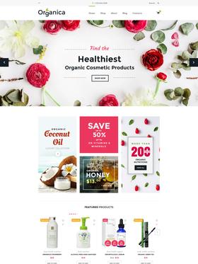 WooCommerce e-shop šablona na téma Svatby č. 60093