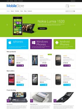 WooCommerce e-shop šablona na téma Elektronika č. 49164