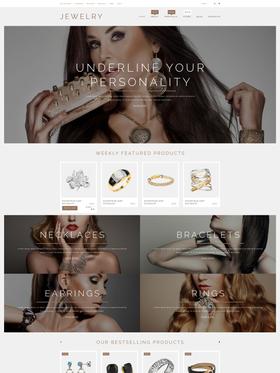 WooCommerce e-shop šablona na téma Svatby č. 53421