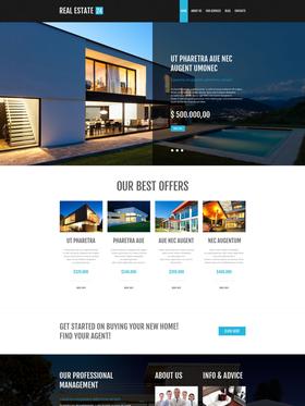 WordPress šablona na téma Podnikání č. 53001