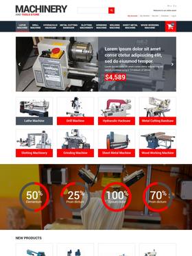 Magento e-shop šablona na téma Nejpopulárnější č. 52659