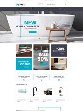 Magento e-shop šablona na téma Nejpopulárnější č. 62081