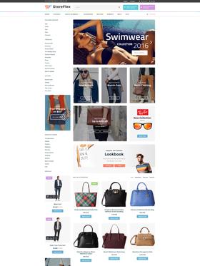 OpenCart e-shop šablona na téma Svatby č. 61111