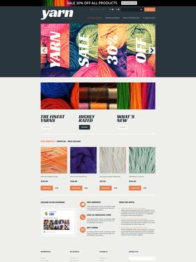 PrestaShop e-shop šablona na téma Hobby č. 49045