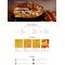 Drupal šablona na téma Café a restaurace č. 51126