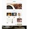 WooCommerce e-shop šablona na téma Café a restaurace č. 48893