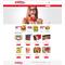 WooCommerce e-shop šablona na téma Café a restaurace č. 49068