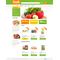 WooCommerce e-shop šablona na téma Café a restaurace č. 51254
