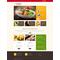 WordPress šablona na téma Café a restaurace č. 49228