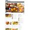 WordPress šablona na téma Café a restaurace č. 49250