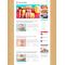 WordPress šablona na téma Café a restaurace č. 49283