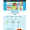 WordPress šablona na téma Café a restaurace č. 50606