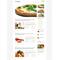WordPress šablona na téma Café a restaurace č. 51080