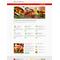 WordPress šablona na téma Café a restaurace č. 52640