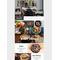 WordPress šablona na téma Café a restaurace č. 55438