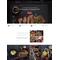 WordPress šablona na téma Café a restaurace č. 58667