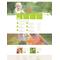 Joomla šablona na téma Rodina č. 55180