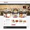 Joomla šablona na téma Café a restaurace č. 46637