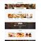 Joomla šablona na téma Café a restaurace č. 49218