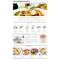 Joomla šablona na téma Café a restaurace č. 50621