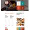 Joomla šablona na téma Café a restaurace č. 50944