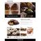 Joomla šablona na téma Café a restaurace č. 51114