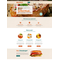 Joomla šablona na téma Café a restaurace č. 51360