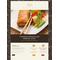 Joomla šablona na téma Café a restaurace č. 51892