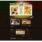 Flash CMS šablona na téma Café a restaurace č. 46659