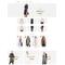 Magento e-shop šablona na téma Móda č. 53452