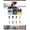 Magento e-shop šablona na téma Móda č. 53885