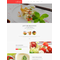 Moto CMS HTML šablona na téma Café a restaurace č. 58751