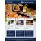 Moto CMS HTML šablona na téma Café a restaurace č. 45356